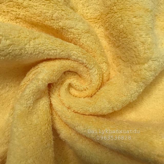 Khăn tắm xuất châu Âu 100% cotton