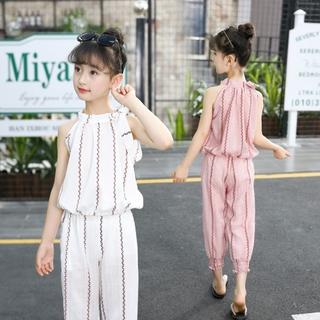 Quần Váy Thiết Kế Xinh Xắn Cho Bé Gái 0.9-1.5m