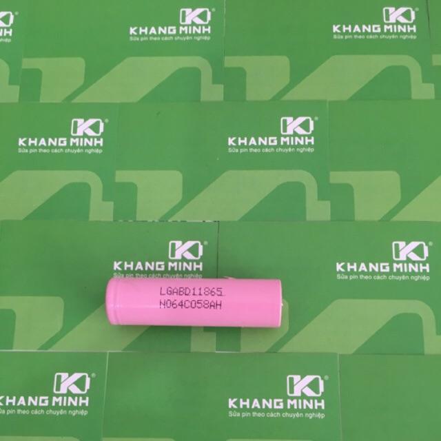 KM Cell LG, 3000mAh xả 2A, cell cũ, Li-ion 18650 3.7V, dùng cho pin laptop, săc dự phòng, đèn pin.. - 2883236 , 270695847 , 322_270695847 , 25000 , KM-Cell-LG-3000mAh-xa-2A-cell-cu-Li-ion-18650-3.7V-dung-cho-pin-laptop-sac-du-phong-den-pin..-322_270695847 , shopee.vn , KM Cell LG, 3000mAh xả 2A, cell cũ, Li-ion 18650 3.7V, dùng cho pin laptop, săc dự