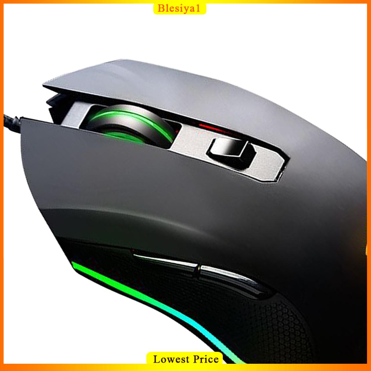 Chuột Gaming V1 USB Ánh sáng RGB 3200DPI Siêu Bền ( Hàng Chính Hãng )