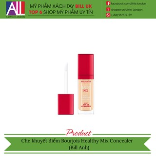 [TOP 1 SHOPEE] Che khuyết điểm Bourjois Healthy Mix Concealer (Bill Anh) thumbnail