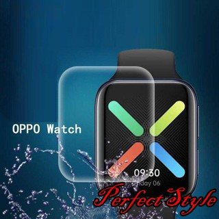 Dán màn hình Oppo Watch 41mm 46mm full màn hình đồng hồ dẻo trong suốt