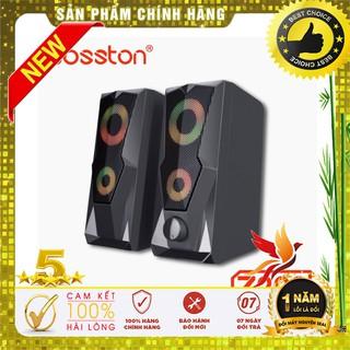 [Mã ELFLASH5 giảm 20K đơn 50K] Loa Bosston Z200 – Led RGB