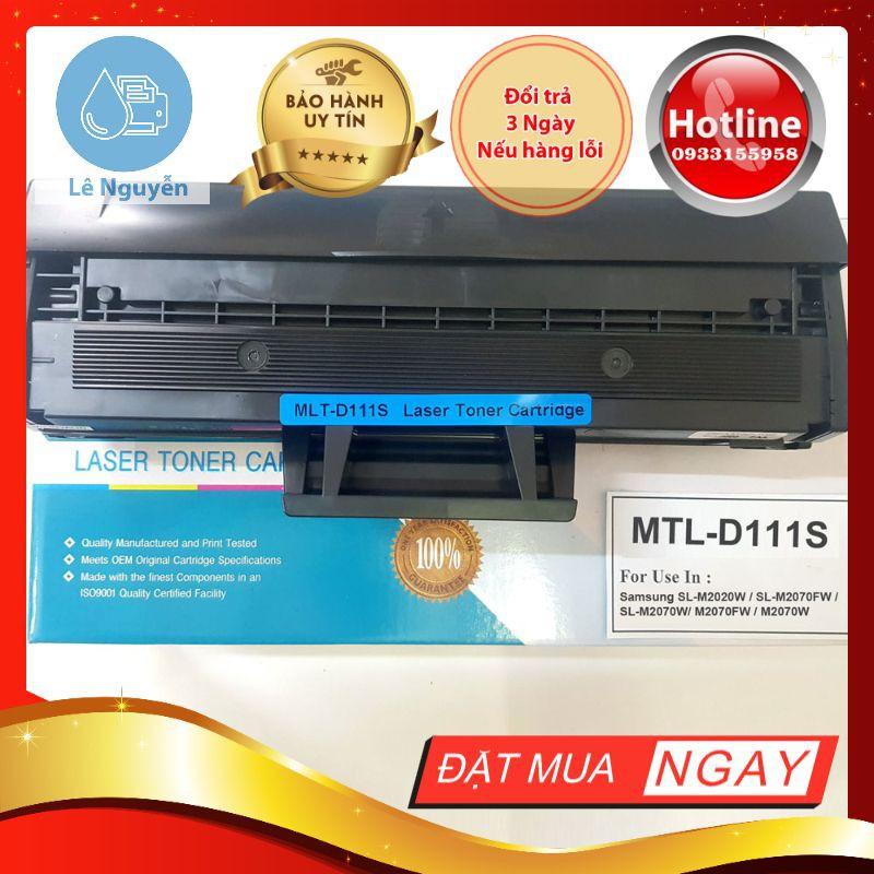 Hộp mực Samsung D111S | Hộp mực máy in Samsung SL M2020/ M2022/ M2070