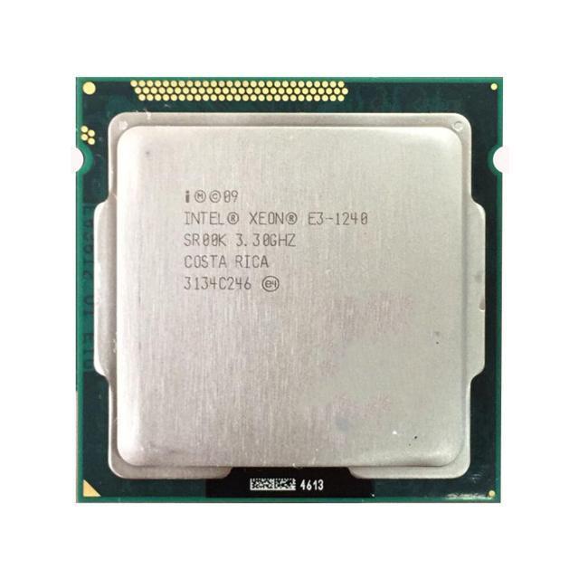 Bộ xử lý Intel® Xeon® E3-1240 socket 1155 mạnh ngang i7 – tặng gói tản nhiệt nhỏ Giá chỉ 1.300.000₫