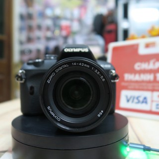 Máy ảnh Olympus E-410 kèm ống kính 14-42 thumbnail
