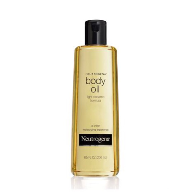 Dưỡng thể Neutrogena Body Oil USA 250ml