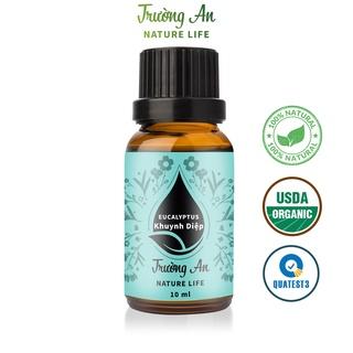 Tinh dầu thiên nhiên Khuynh Diệp Trường An, Eucalyptus Essential Oil, Nhập Khẩu Ấn Độ, dung tích 10 30 50ml thumbnail