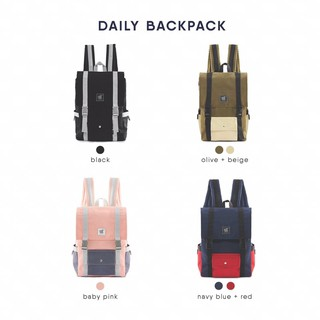 Balo Daily Backpack Tote Talk