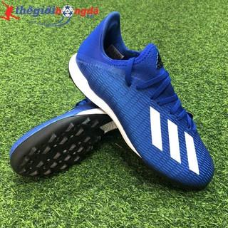 [Chính Hãng] [Nhiều màu] Giày đá banh chính hãng Adidas X19.3 TF [ĐỔI SIZE THOẢI MÁI] . 2020 new HOT . new