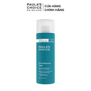 [COSPAULA -10%] Toner cân bằng và điều chỉnh lỗ chân lông Paula s Choice Skin Balancing Pore Reducing Toner 190 ml 1350