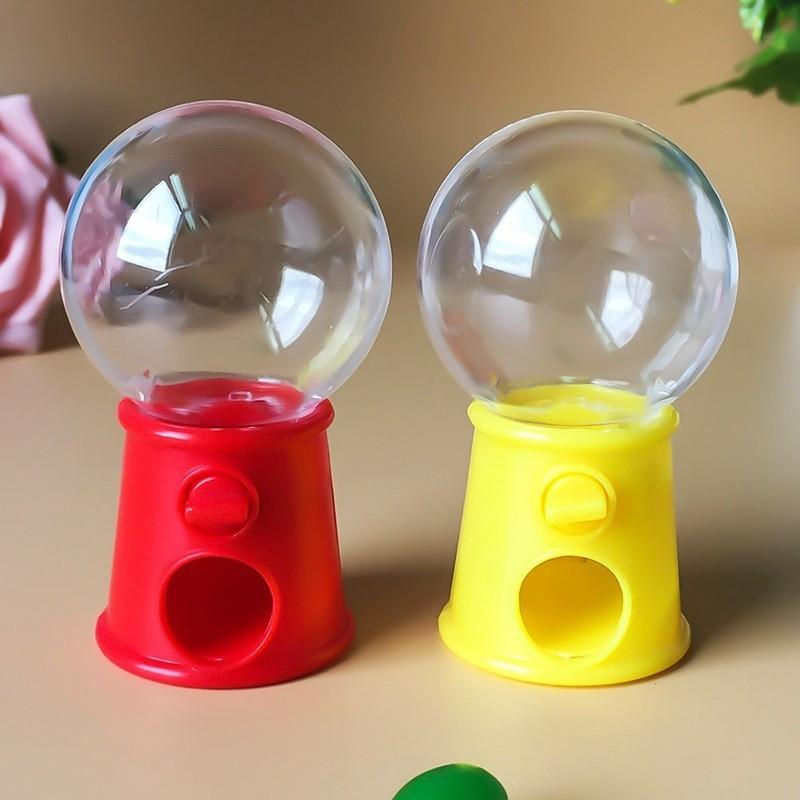 [RẺ NHẤT SHOPEE] Hộp đựng kẹo hình quả bóng trong suốt cho bé