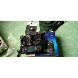 Tay điều khiển DEVO7 đã qua sử dụng RX 601 new