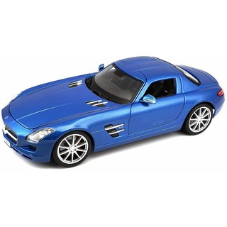 Mô Hình Xe Hơi Maisto 1:18 Mercedes Benz SLS AMG Diecast Model