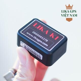 Định vị không dây LIKA K1 độ chính xác cao – Miễn phí phần mềm trọn đời – kích thước siêu nhỏ gọn