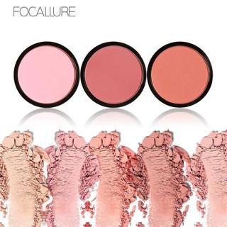 Phấn má hồng tự nhiên FOCALLURE gồm 6 màu tùy chọn