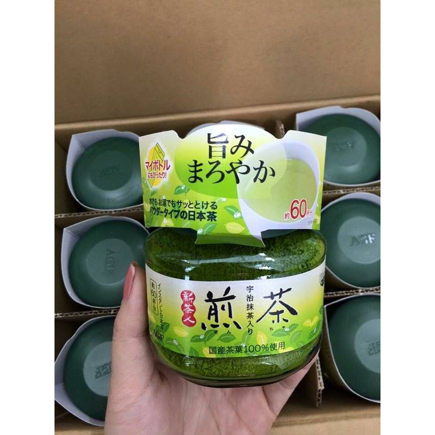 Bột Trà Xanh Matcha Nguyên Chất Của Nhật Bản 48g