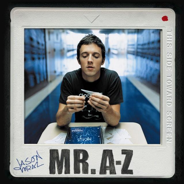 Jason Mraz - Mr. A-Z - Đĩa CD