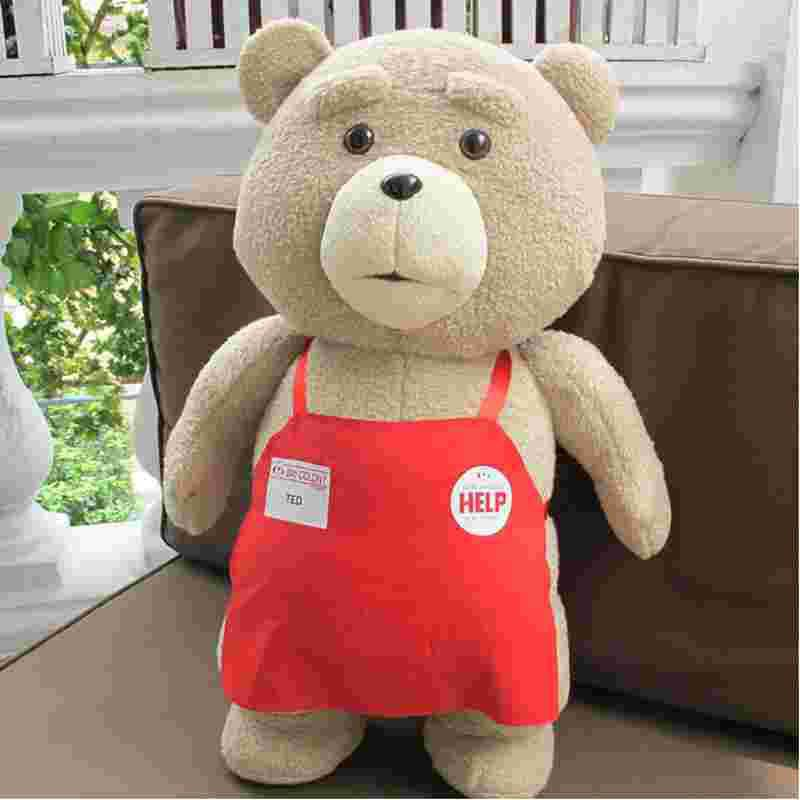 Teddy Bear Ted Bear Stuffed Toys Dolls For Baby Kids Christmas Gifts