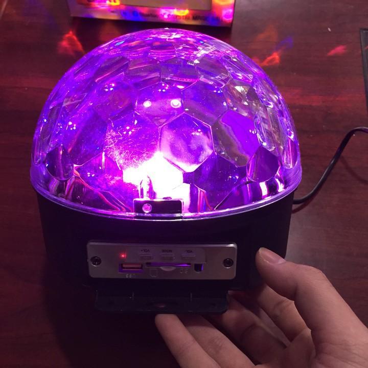 Loa bluetooth đèn led vũ trường có remote bluetooth - Mrphukien