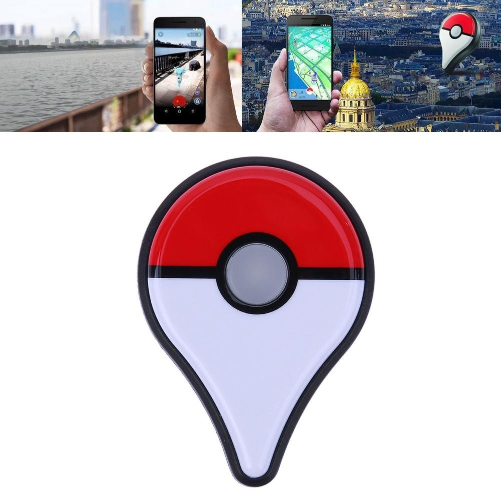 Đồng Hồ Pokemon Go Plus Bluetooth