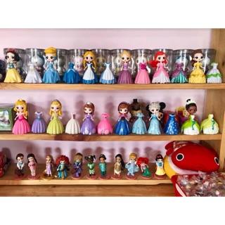 Set búp bê công chúa thay đồ