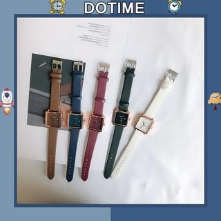Đồng hồ điện tử Dotime nữ thời trang thiết kế trang nhã có lịch ZO86