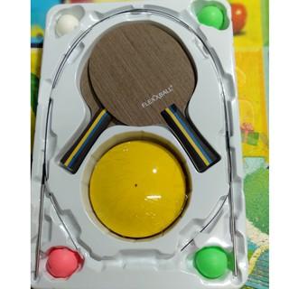 Bóng bàn phản xạ - luyện phản xạ bóng bàn, chơi bóng bàn không cần bàn thumbnail