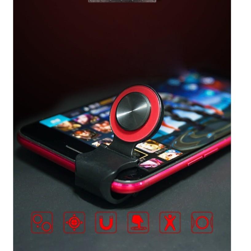 [Nhập mã GHNGIZEND giảm 30k] Nút Bấm Chơi Game Joystick Mobile A9 Nút Bấm Game