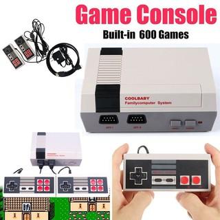 Máy chơi game mini cổ điển Retro kèm 600 trò chơi
