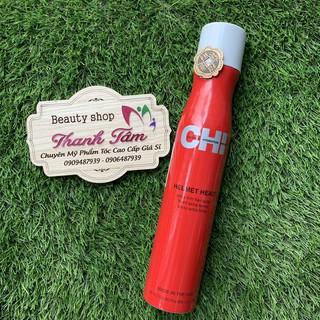 Gel xịt dưỡng tạo kiểu CHI Helmet Head Extra Firm Hair Spray 284g thumbnail