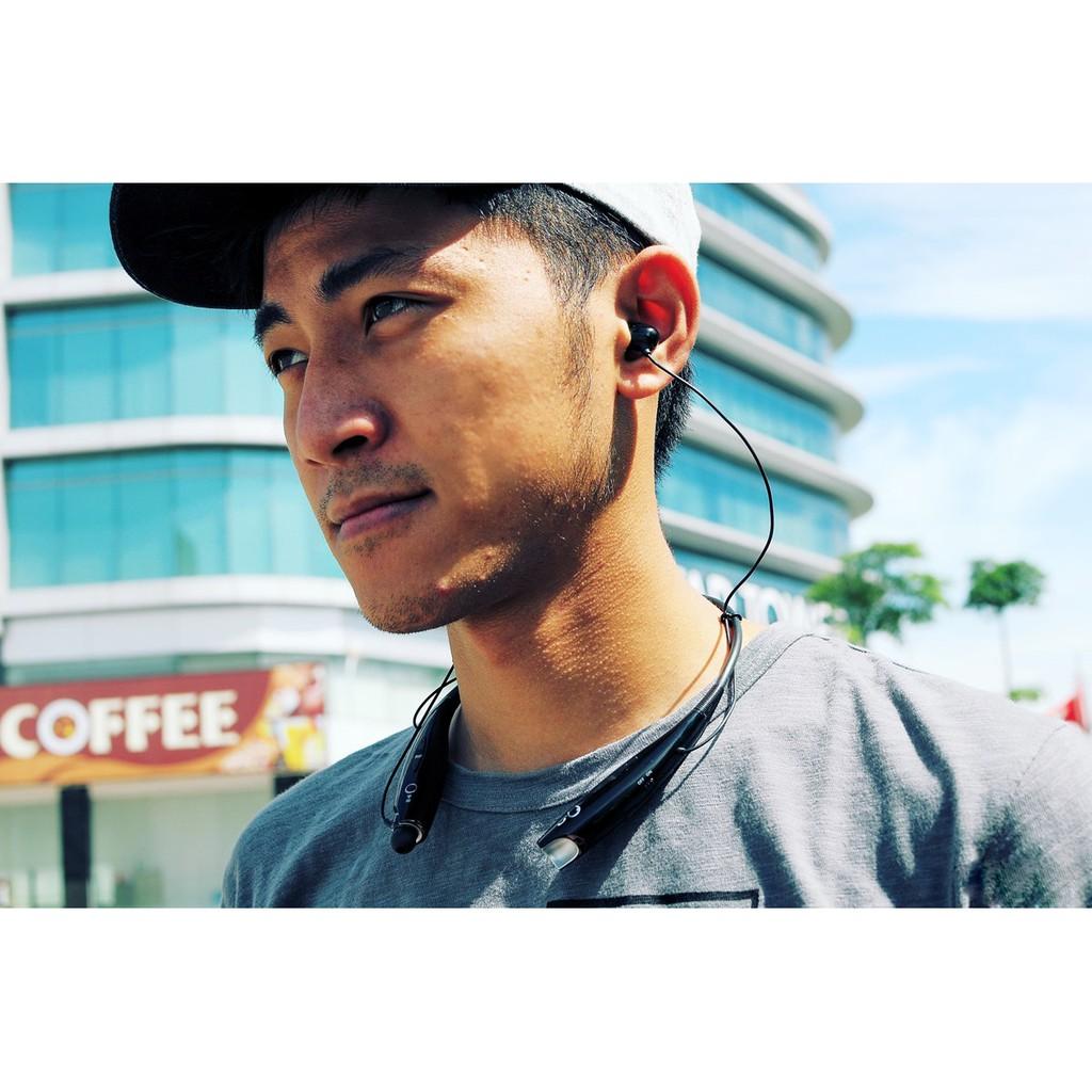 [CƠN LỐC] TAI NGHE BLUETOOTH HBS 730 - THIẾT KẾ THỂ THAO - GIẢM ỒN HIỆU QUẢ - ÂM THANH SẮC NÉT - TẶNG BÚT CẢM ỨNG