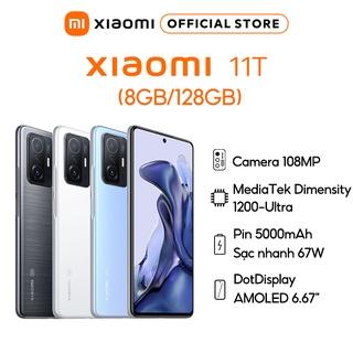 Hình ảnh Điện thoại Xiaomi 11T 8+128GB | PIN 5000mAh | Sạc Nhanh | Hàng Chính Hãng | BH 24T-0