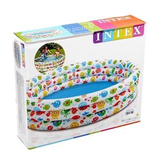 Bể bơi 3 chi tiết INTEX độc đáo dành cho bé yêu