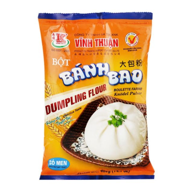 Bột bánh bao Vĩnh Thuận