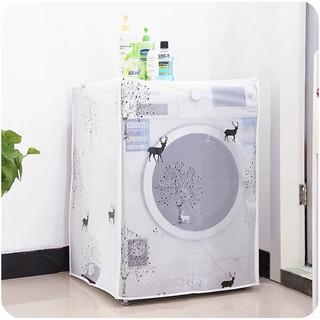 (SIÊU RẺ) Bọc máy giặt cao cấp chống thấm, chống bám bụi ,tháo lắp dễ dàng thumbnail