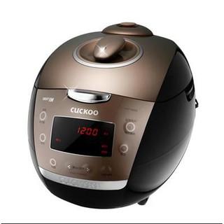 Nồi cơm áp suất điện tử Cuckoo CRP-HUF105SS - Hàng chính hãng (1.8L)