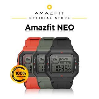Đồng hồ thông minh Amazfit NEO - PHÂN PHỐI CHÍNH HÃNG - Bảo hành 12 Tháng 1 ĐỔI 1