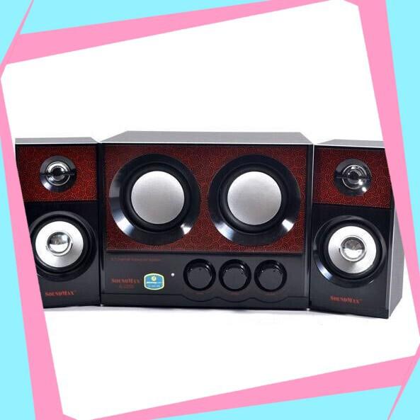 [Cực Phẩm] Sản phẩm Loa Vi Tính SoundMax A-2250 2.1 Giá chỉ 988.000₫