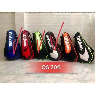 Balo túi đựng vợt tennis HEAD- Wilson cao cấp thumbnail