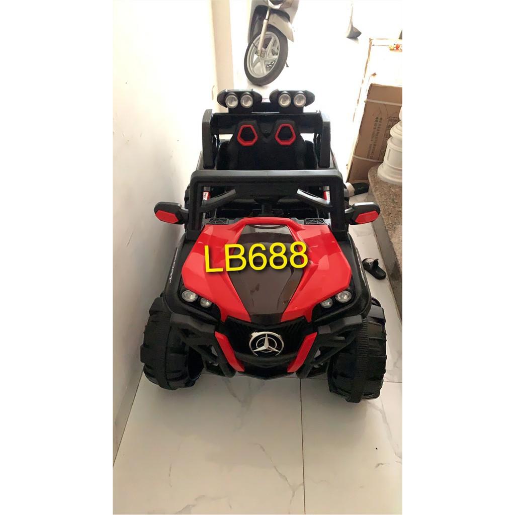 ô tô điện trẻ em LB 688