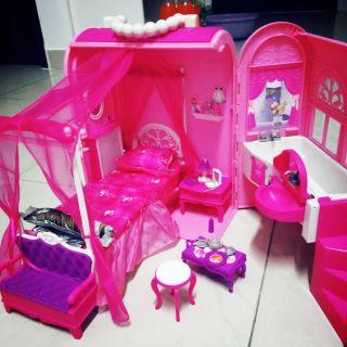 Barbie crush bedroom