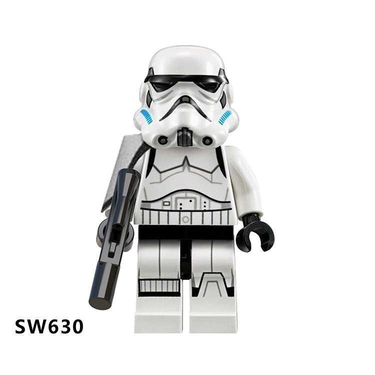 Bộ Đồ Chơi Lắp Ráp Lego Nhân Vật Star Wars Độc Đáo Thú Vị