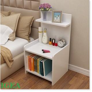 Kệ / tủ đầu giường ( phòng ngủ )màu đen/trắng/vân gỗ