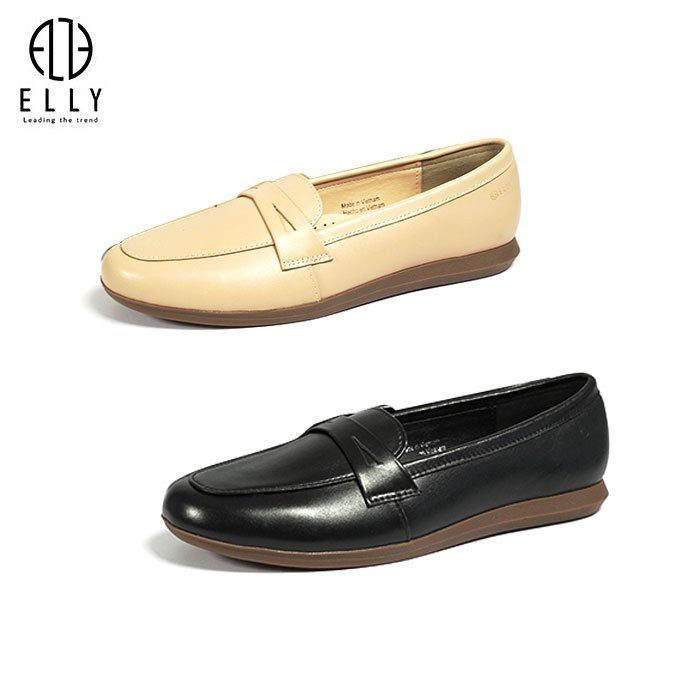 Giày nữ da thật ELLY- EGT104