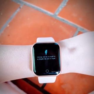 [Mã 2404EL10K giảm 10K đơn 20K] Đồng hồ thông minh Y68 - smartwatch y68 siêu hot