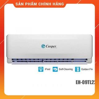[ FreeShip tại HÀ NỘI ] Điều hòa Casper Inverter 1 chiều 12.000BTU IC-12TL32 [ Mới 100%, Hàng chính hãng - BH 36 tháng ]