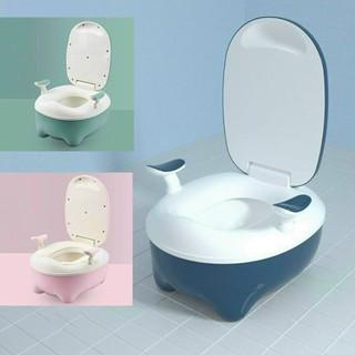 BÔ VỆ SINH CHO BÉ - Bệ ngồi toa lét cho bé tự giác đi vệ sinh thiết kế tháo rời dễ dàng vệ sinh sau khi sử dụng thumbnail