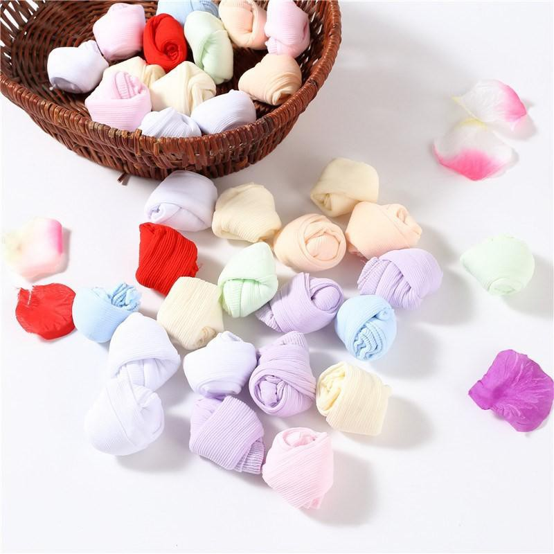 Combo 5 đôi tất kẹo cho bé - Hàng loại 1