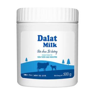 Combo 10 hộp Sữa chua ăn có đường Dalat Milk